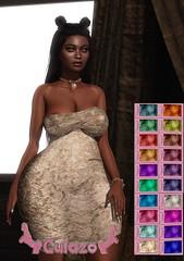 CULAZO - Party Dress Velvet Collection