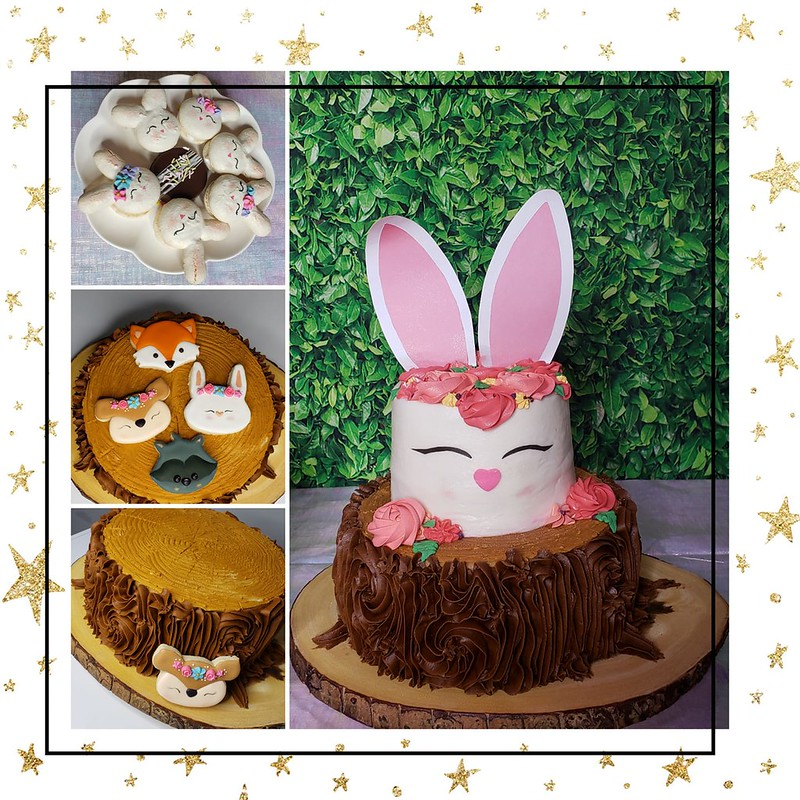 Cake by Sisters A Sprinkles
