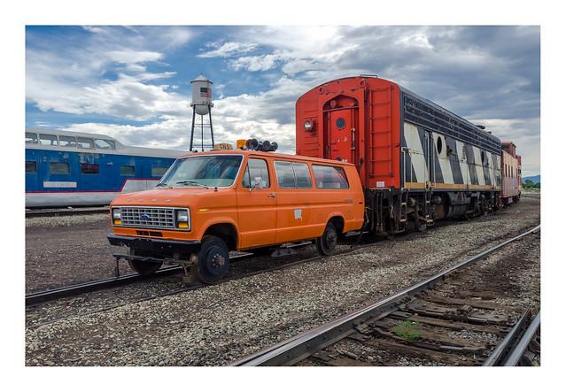 Alamosa station
