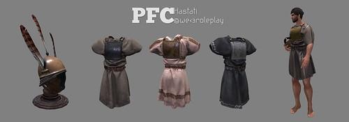 PFC~Hastati @ We<3Roleplay