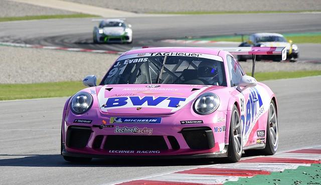 Porsche 911 GT3 Cup / Jaxon EVANS / NZL / BWT Lechner Racing