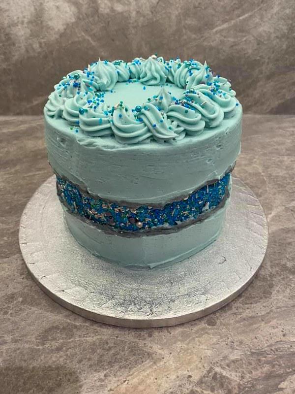 Cake by Marson's Cakery