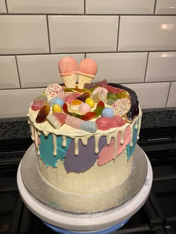 Cake by Builder Bakes