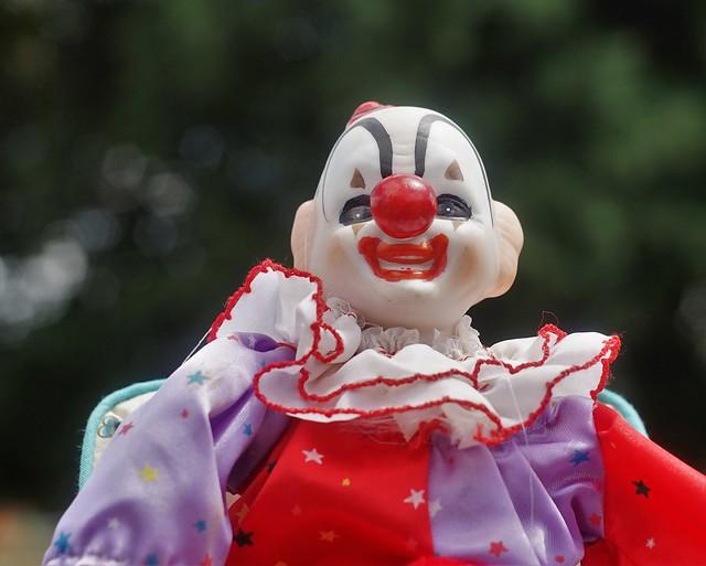 Just a freakin' clown