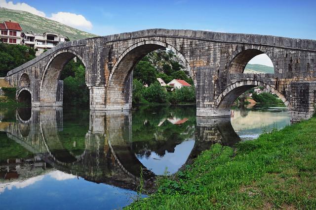 Arslanagic Bridge, Trebinje