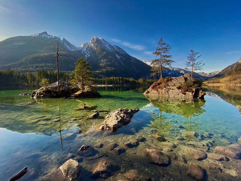 Hintersee, Berchtesgaden region - explored! Thanks!