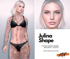 XOF - Jolina  Shape