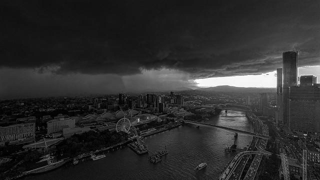 river city - summer storm