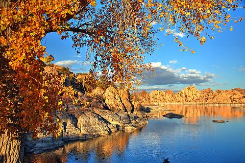 arizona herbst prescott usa automne autumn autunmno otoño