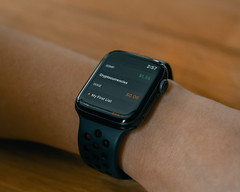 Trading Crypto on Apple Watch