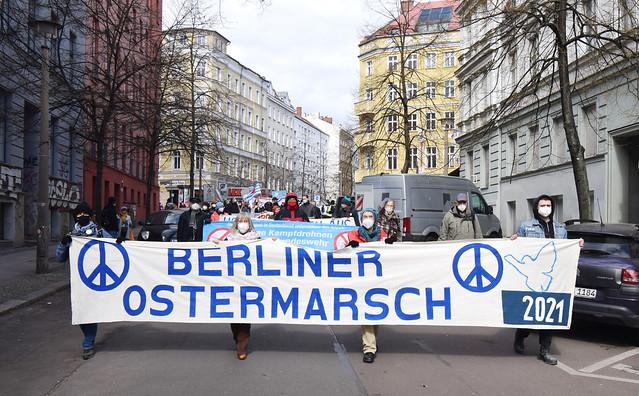 03.04.2021: Berliner Ostermarsch 2021