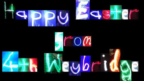 Easter message jpeg