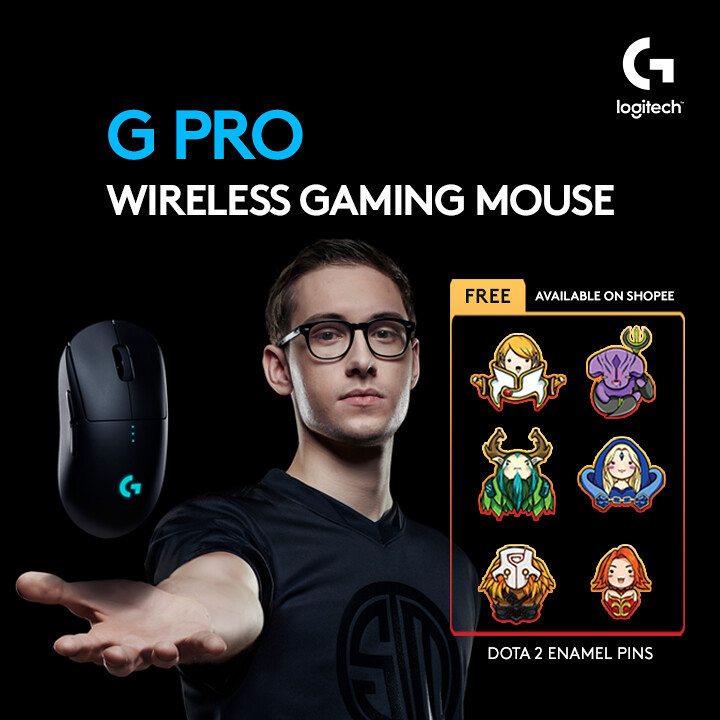 G PRO WIRELESS GAMING MOUSE 720x720