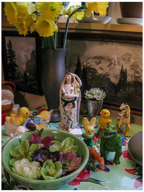 Happy Easter from Jur-Plastic Park