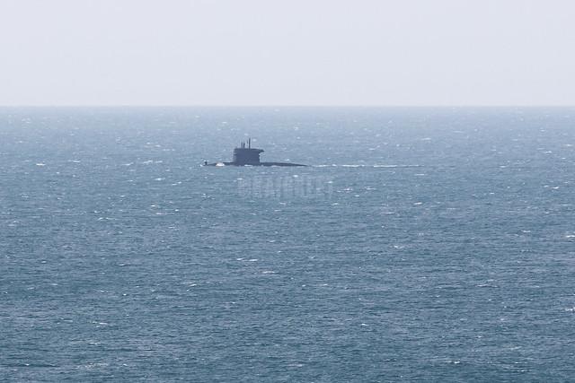 HNLMS Dolfijn | Walrus-class attack submarine | Royal Netherlands Navy