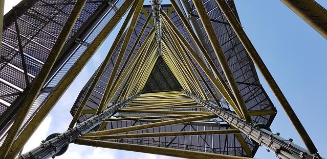 - observation tower -