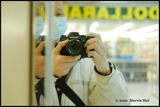 Self Portrait - Lansdowne XT9408e