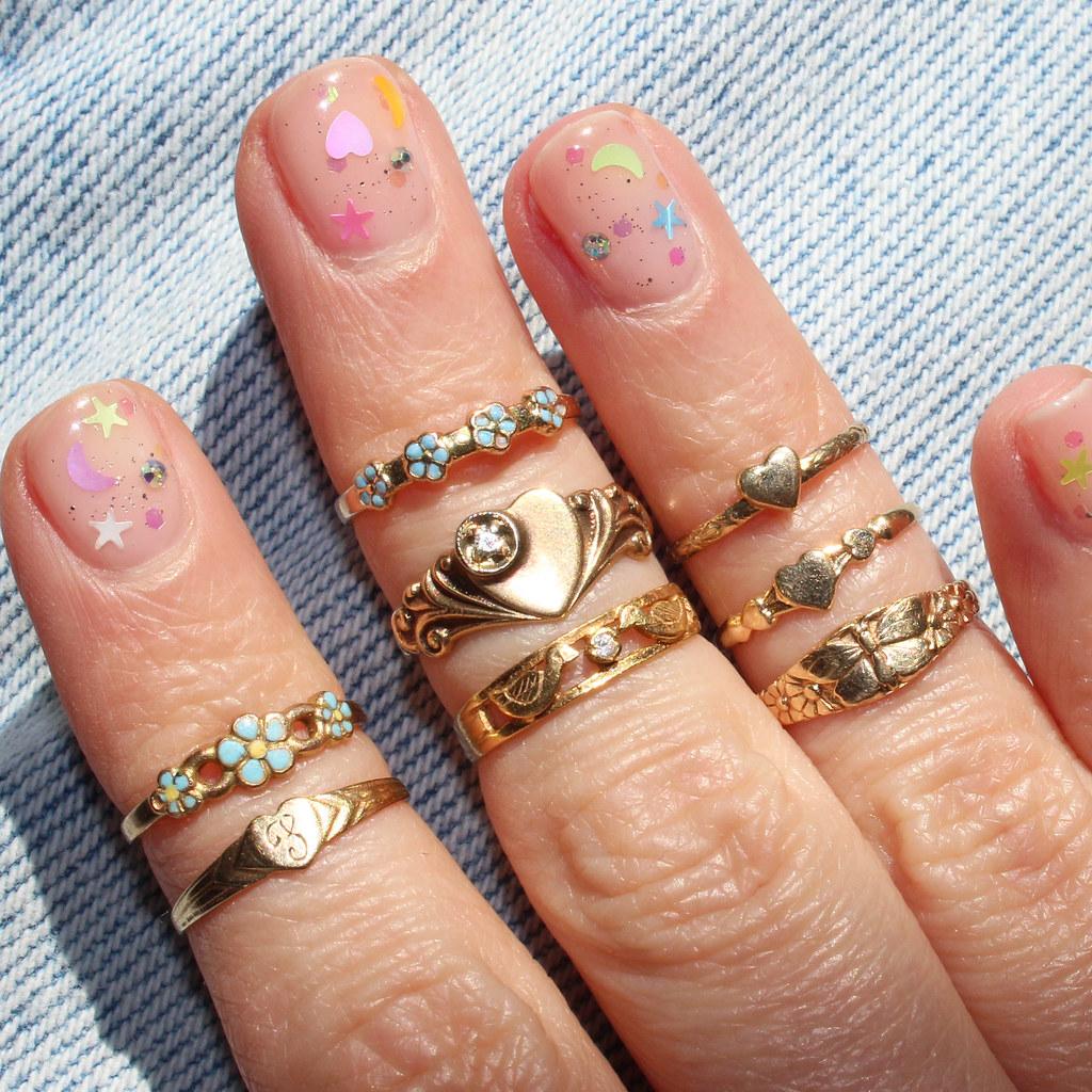 MIGM rings