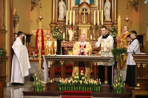 Poranek WIelkanocny w Sanktuarium Bożego Miłosierdzia