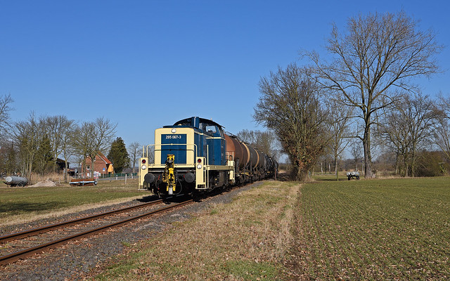 DB Cargo Railsystems 295 067-3 - Eichholz