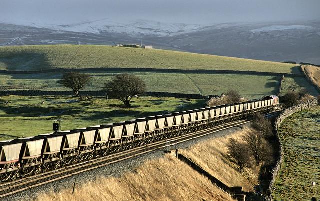 Coal through Cumbria