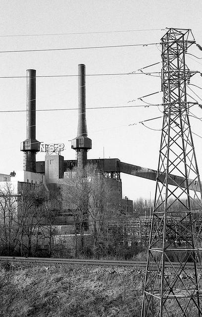 Northern States Power Steam Plant