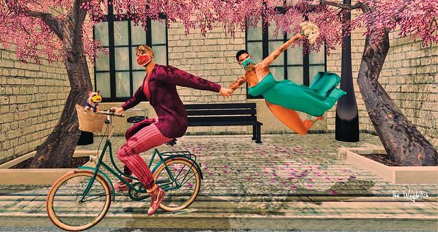 pedalando...pedalando