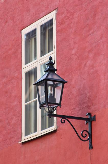 Street Lamp in Stockholm