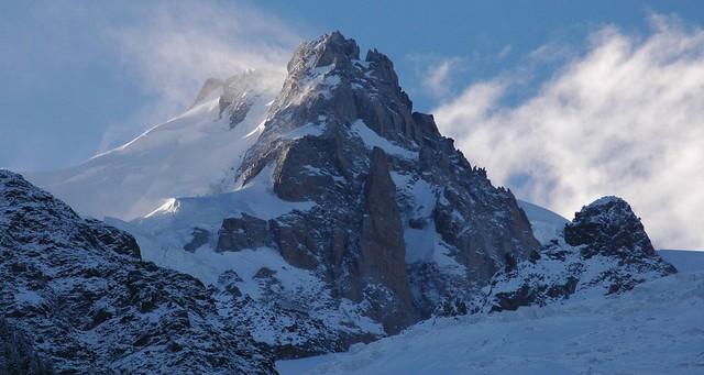 Des del Camping Les 2 glaciers (Chamonix)