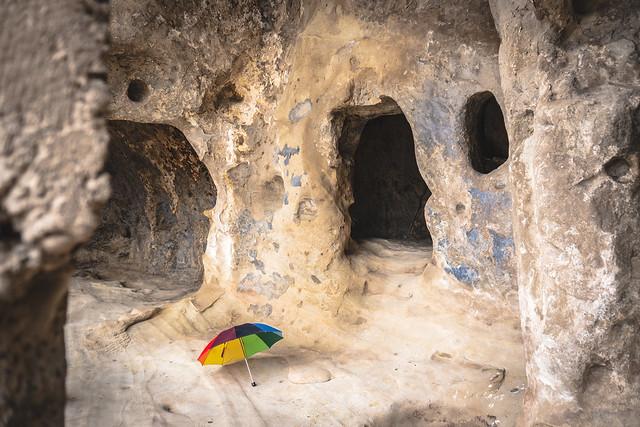 Uplistsikhe cave city