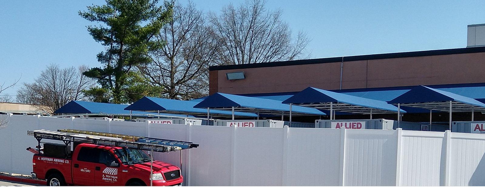 McKormicks Large Canopy Project