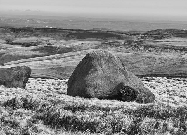 Near Bleaklow Stones