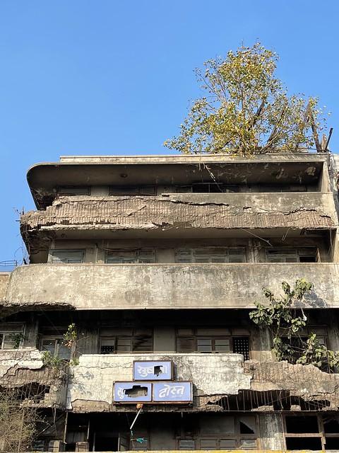 City Landmark - Shama Building & Shama Family, Asaf Ali Marg & DLF Phase 1IMG_6295