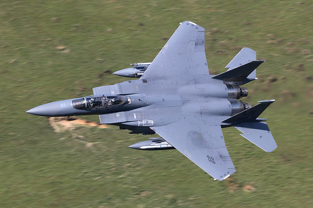 97-0220 - F-15E Strike Eagle