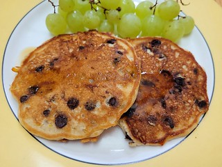 Marmalade Pancakes