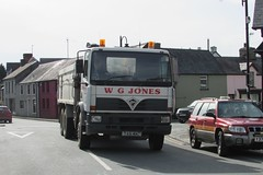 Andrew 2.8i posted a photo:	Vehicle: Foden Alpha.Operator: W G Jones of Tregaron.Date of first registration: 1st September 2001.Last V5 issued: 10th August 2011.Date taken: 30th March 2021.Album: Carspotting
