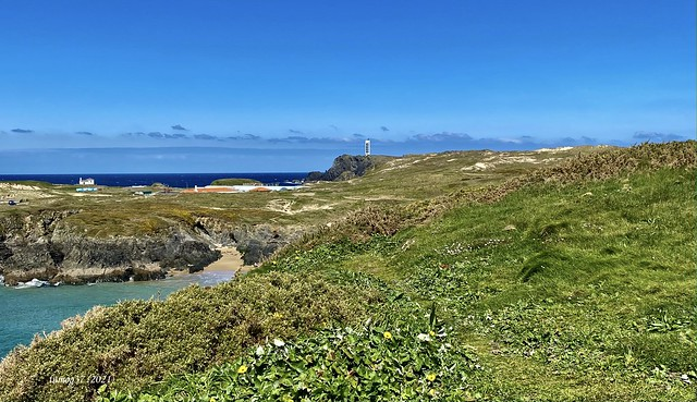 Punta y Faro de Frouxeira, en Valdoviño.