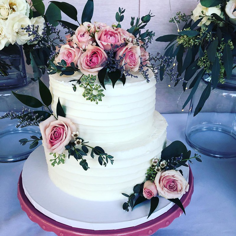 Cake by Bliss Bake Shop
