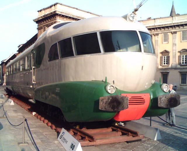 ETR.252 Arlecchino train
