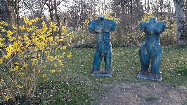 Torsi Paar von der Eiche - Stefanie von Quast