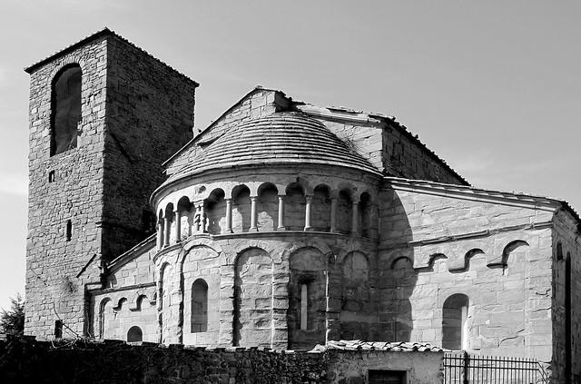 Pieve di San Pietro, Gropina