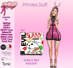 .Princess Stuff. The Evil Bunny Hunt 11!