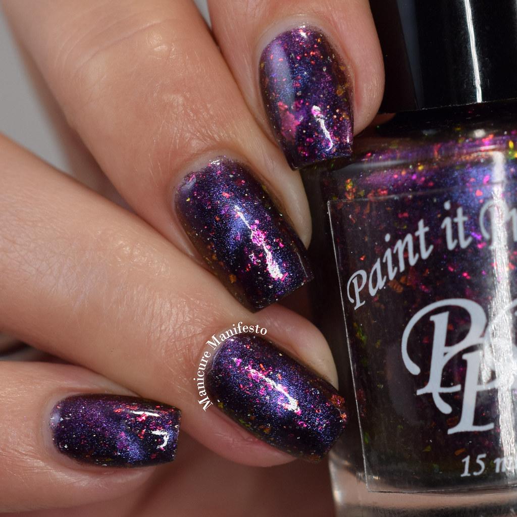Paint It Pretty Polish Nebula