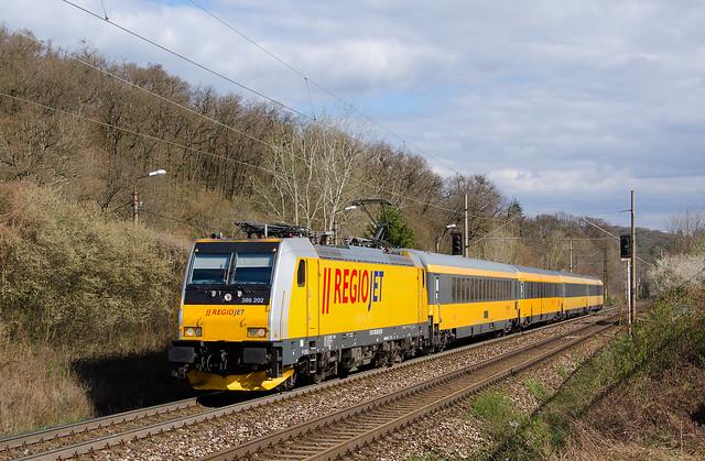 Skrátený RegioJet