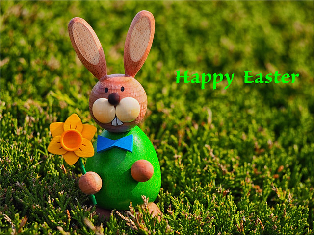 I wish all Flickr friends a healthy and happy Easter