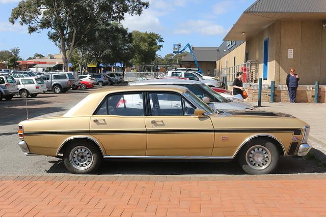 1970 Ford Falcon (XW) GT