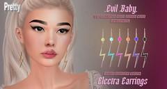 Evil Baby - Electra Earrings