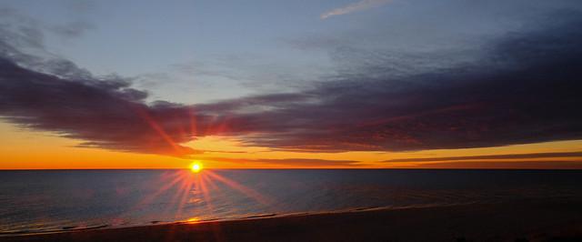 Sun Star Sunrise