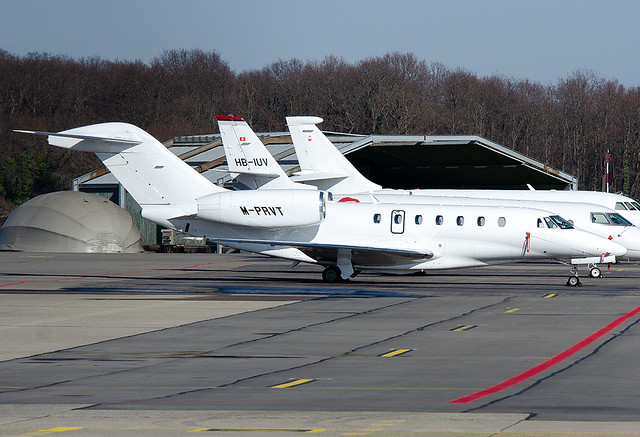 M-PRVT Cessna 750 Citation X
