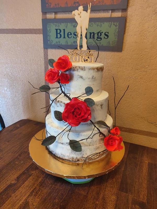 Cake by Cassie-A-Sandra's Cakes